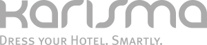 karisma, dress your hotel. smartly.