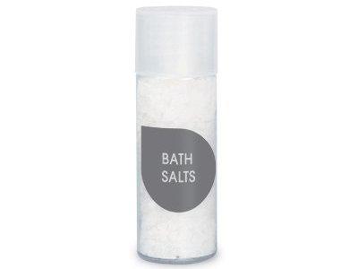 linea easy Sali da Bagno bianchi al gelsomino, in flacone 30ml.