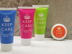 linea di coresia keepcare happily