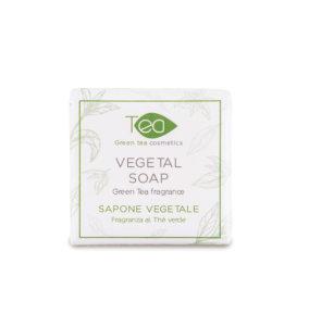 sapone per hotel al tè verde bio vegan b&b